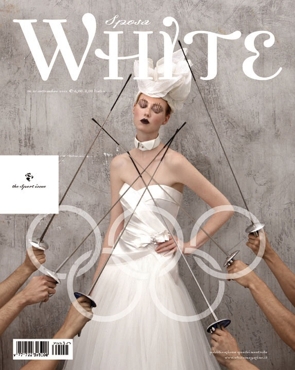 White Sposa 37 - the Sport issue