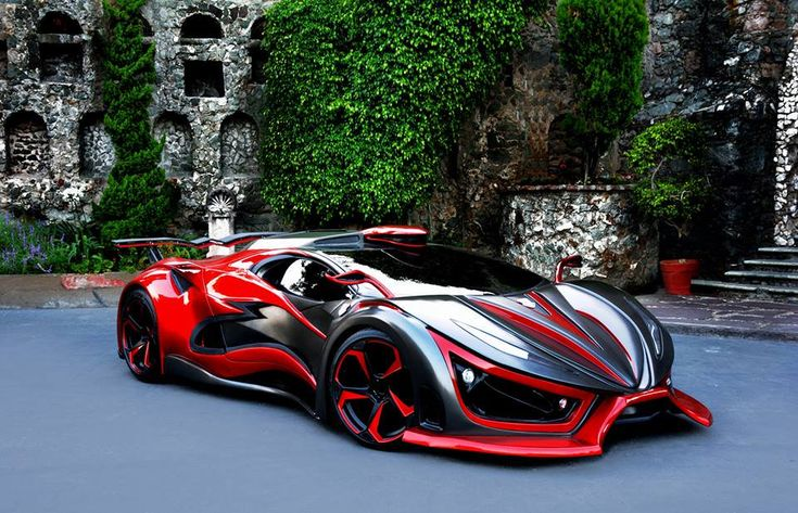 1400 HP Inferno Mexican Hyper Car