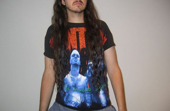 PANTERA  Far Beyond Driven Fitted T-shirt All by ArchiveBrooklyn