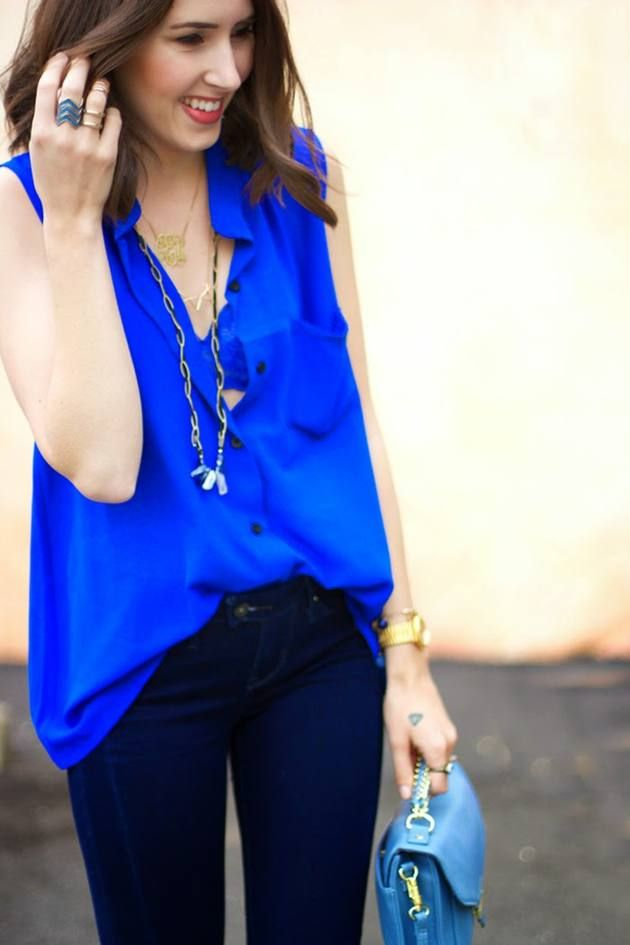 Chicwish Electric Blue Loose Fit Sleeveless Button Up Shirt  # #Kacie's Kloset #Summer Trends #Women's Fashion Bloggers #Bloggers Best Of #Chicwish #Button Up Shirt Sleeveless #Sleeveless Button Up Shirts #Sleeveless Button Up Shirt Electric Blue #Sleeveless Button Up Shirt Chicwish #Sleeveless Button Up Shirt Loose Fit #Sleeveless Button Up Shirt Outfit #Sleeveless Button Up Shirt 2014 #Sleeveless Button Up Shirt Looks #Sleeveless Button Up Shirt What To Wear With