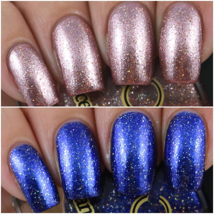 Dance Legend Fizz (Part) Collection - Swatches & Review by Olivia Jade Nails