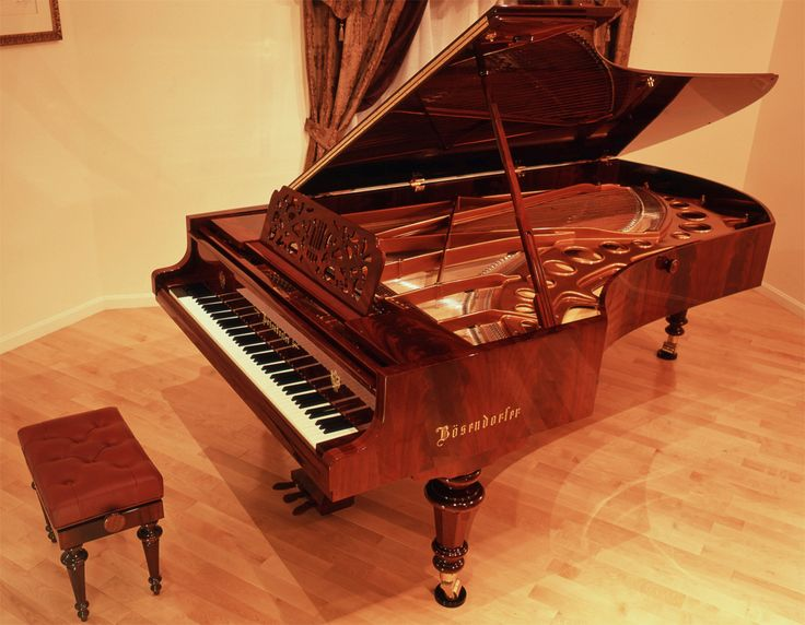 Klavier / Piano + Musik Instrumenten / Musical Instruments ...