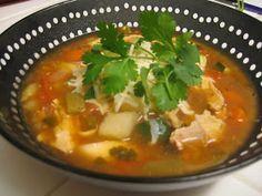 The Foodista Chronicles: El Torito's Tortilla Soup