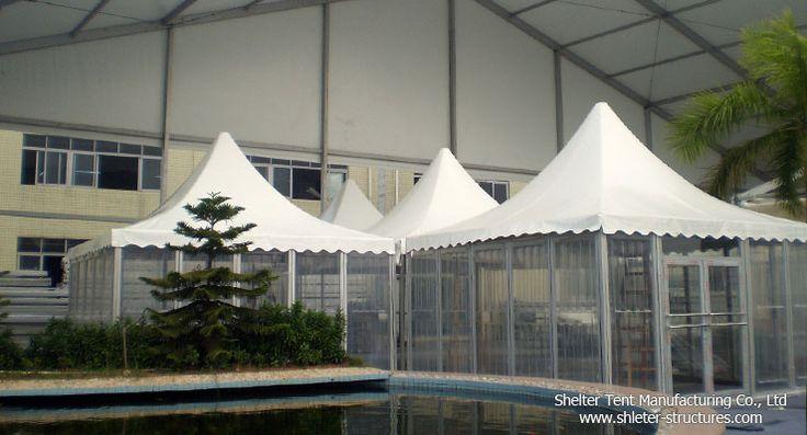 Carpa Shelter | Carpa Pagoda | Carpa Recepción | Salón Tienda | ABS Transparente