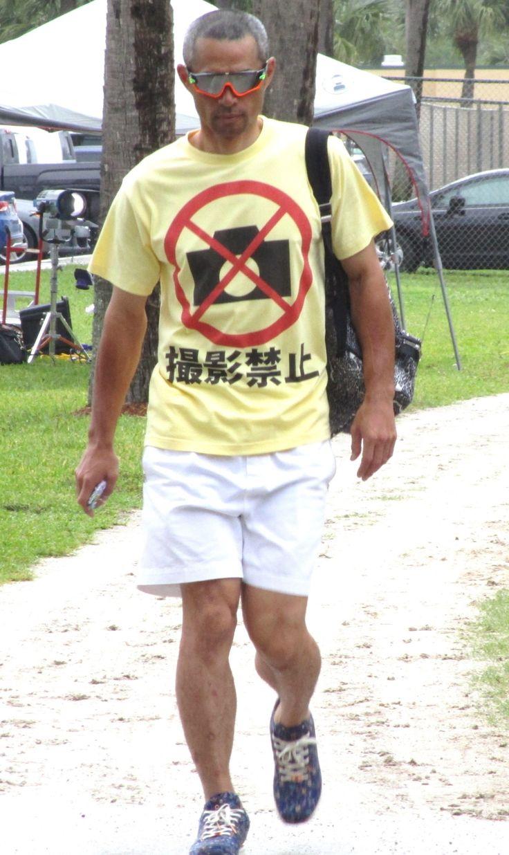 イチロー 最終日のTシャツ「撮影禁止」 - デイリースポーツ #Tシャツ #撮影禁止 #イチロー