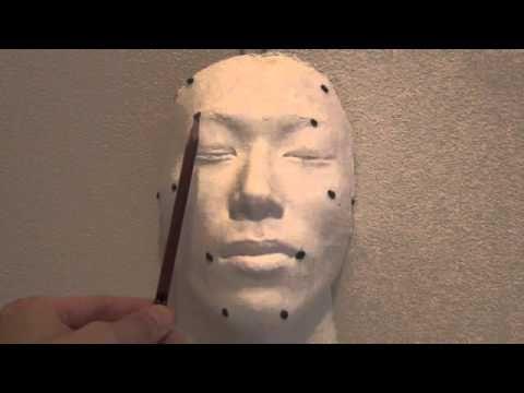 デッサンの描き方、上達法とコツの動画『基本〜初心者の為の立体感の出し方〜動画解説』デッサンの描き方、上達法とコツの動画 - YouTube