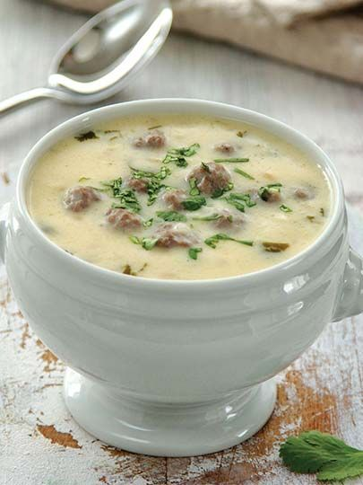 Aşotu Çorbası Tarifi - Türk Mutfağı Yemekleri - Yemek Tarifleri