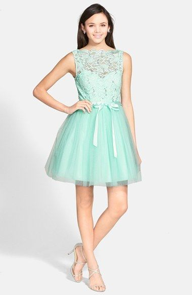 Skater Skirt Prom Dresses