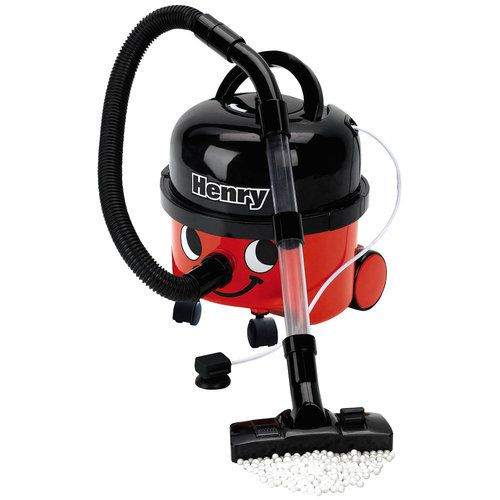 Little Red Henry Vacuum Cleaner
