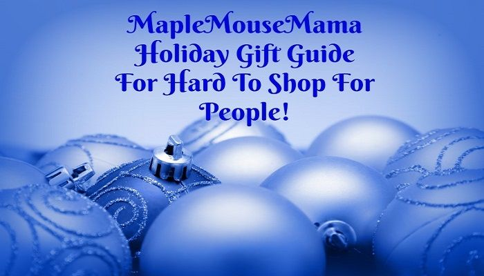 "Fabulous Gift Ideas For The ""Hard-To-Shop-For""! #MMMGiftGuide #Giveaway News"