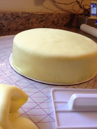 how to make fondant without corn syrup