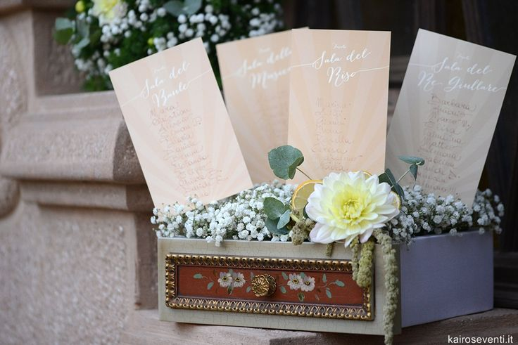 Il tableau mariage. Wedding designer & planner Monia Re - www.moniare.com | Organizzazione e pianificazione Kairòs Eventi -www.kairoseventi.it | Foto Photo27