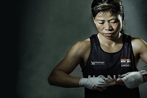Mary Kom - The Woman Fighter Of India
