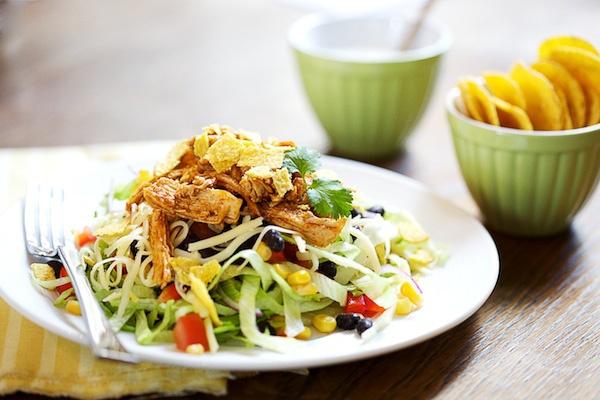 Southwestern salad | Eating with my eyes | Pinterest