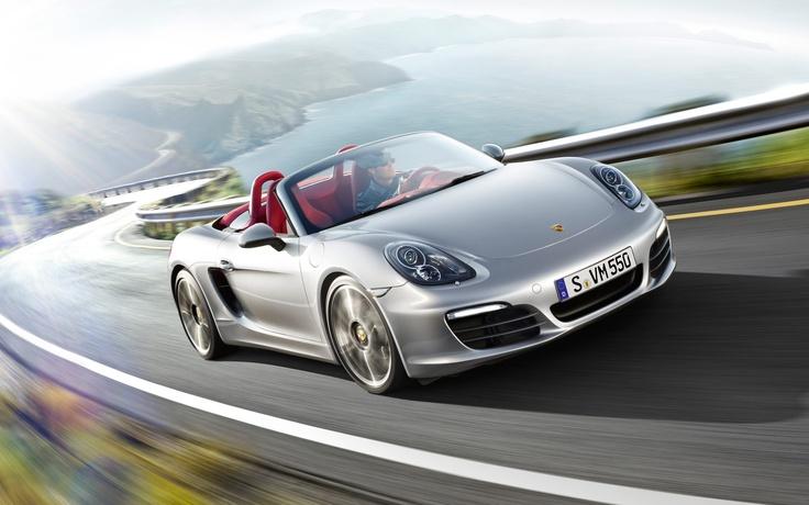 Porsche Boxter S