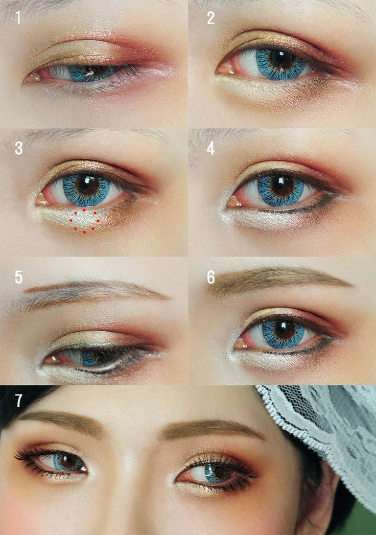 Eye Makeup Tutorial by mollyeberwein on DeviantArt