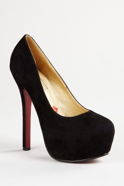 black pumps $49 (for the wedding)