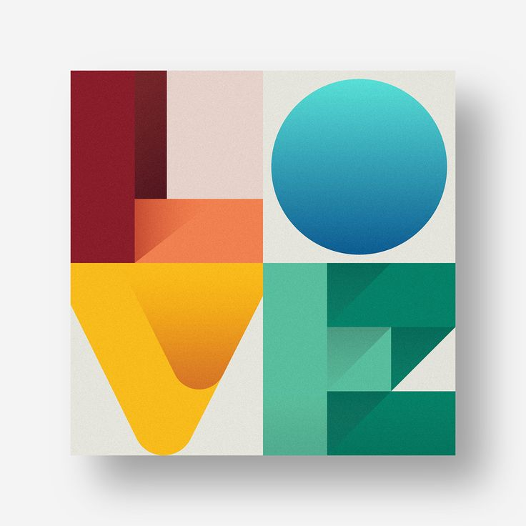 Life — Love — Home — Time #typography