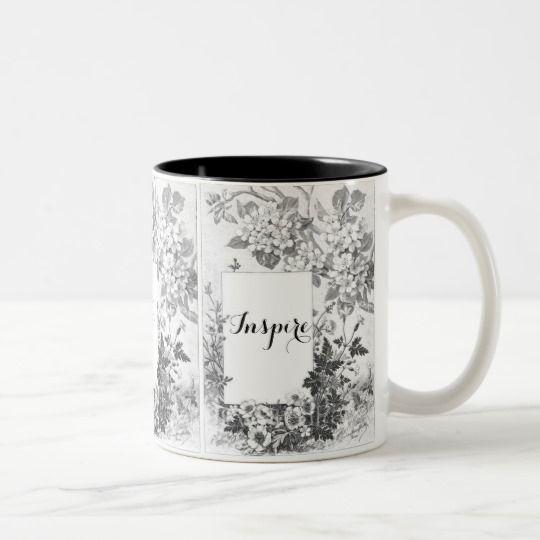 Write to Inspire Victorian mug
