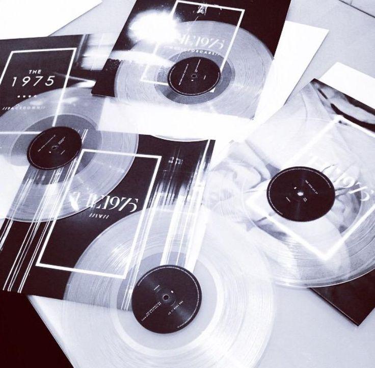 vinyls ♡ the 1975