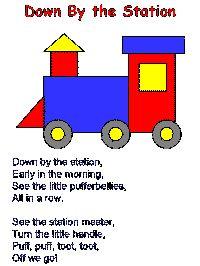 transport children songs - Google Search