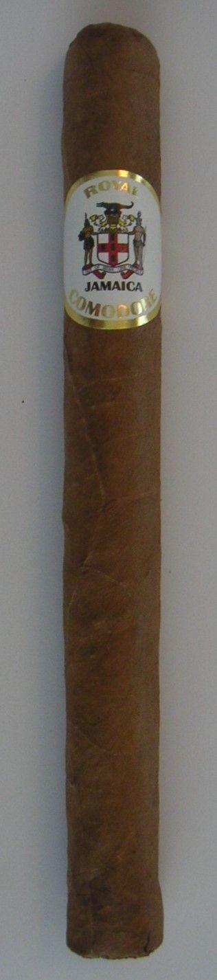 Review of Royal Comodore Jamaica Cigar:  http://cigarczars.com/review/cheap-cigars.htm#jamaica