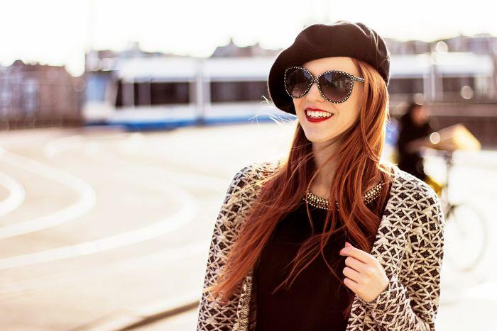 Sunny in Aztec - Outfit - Retro Sonja Fashion Blogger Amsterdam - www.retrosonja.com