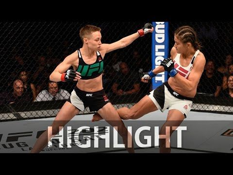 Karolina Kowalkiewicz vs. Rose Namajunas Full Fight Video Highlights - http://www.lowkickmma.com/mma-videos/karolina-kowalkiewicz-vs-rose-namajunas-full-fight-video-highlights/