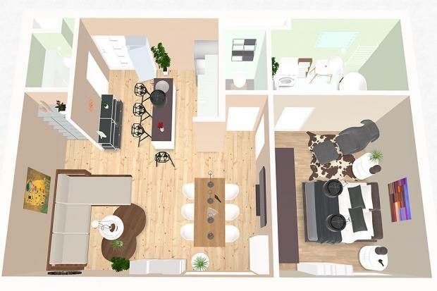 Die besten 25+ 3d raumplaner Ideen auf Pinterest Raumplaner - inneneinrichtung 3d planen kostenlos software