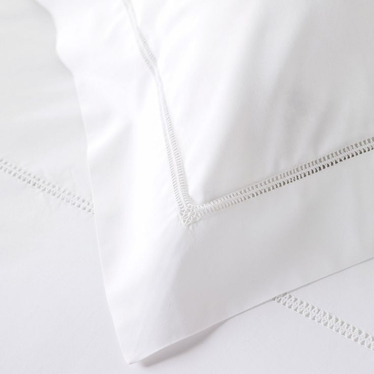 Arlette Bed Linen Collection | Bed Linen | Sale | The White Company UK