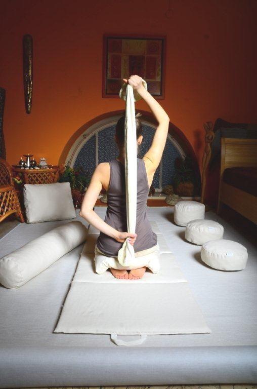 Pilates nyújtópánt