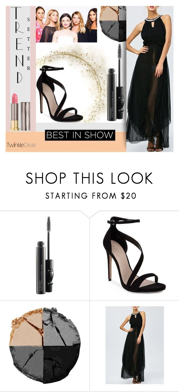 """#BestInShow"" by juromi ❤ liked on Polyvore featuring MAC Cosmetics, Carvela, lilah b., Urban Decay, trend, women, powerful and twinkledeals"