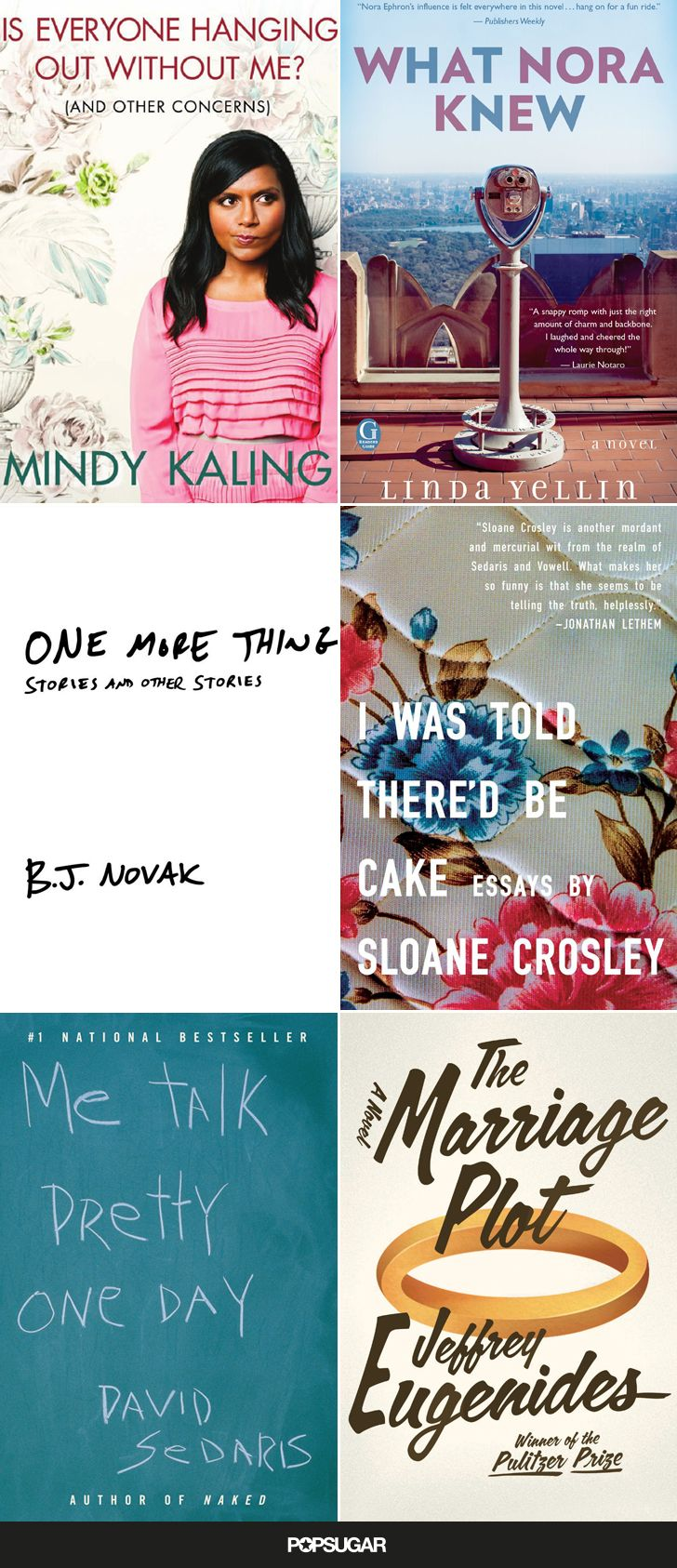 If you love The Mindy Project, you'll love these books!