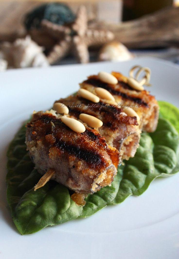 La ricetta della felicità: Se avessi un ristorante... e i miei involtini di pesce spada!
