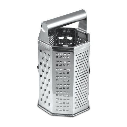 Eight (8) Side Octagon Stainless Steel Box Grater Cheese Grater Vegetable Grater  sc 1 st  Pinterest & 19 best Home u0026 Kitchen - Graters Peelers u0026 Slicers images on ... Aboutintivar.Com