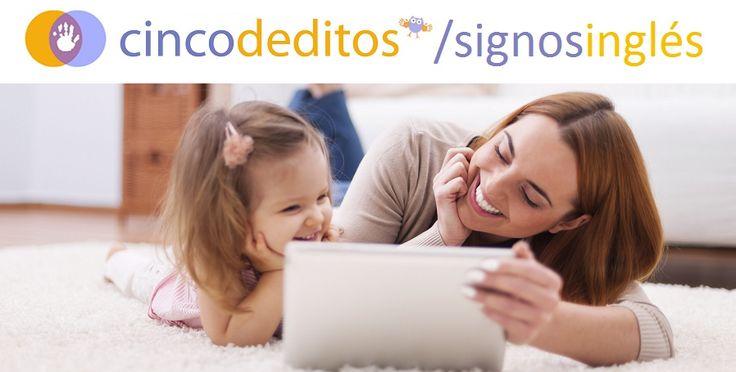 Cincodeditos. Signos para bebes #babysignos
