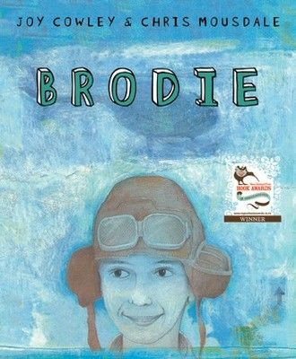 Brodie always made us laugh. He'd wiggle his ears and yodel like a country singer. He was an awesome artist and drew heaps of planes and helicopters.....