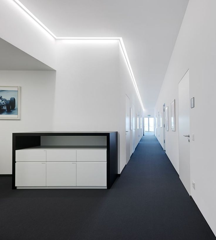 Luce corridoio - Probat Ltd
