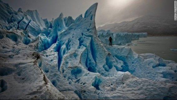 「ロス・グラシアス国立公園」アルゼンチン エル・カラファテ Argentina