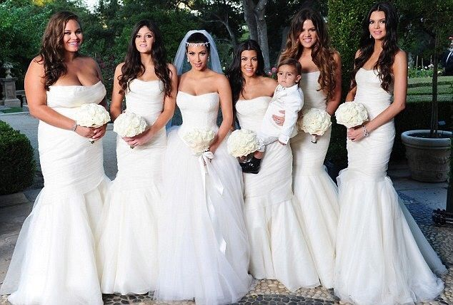 Kim Kardashian First Wedding Verawang Let S Get