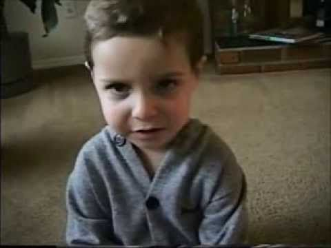 2-year-old boy adorably covers Elvis classic   Rare