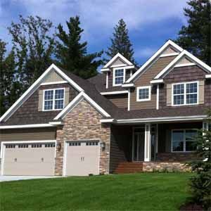 128 best Brick siding stone combos images on Pinterest