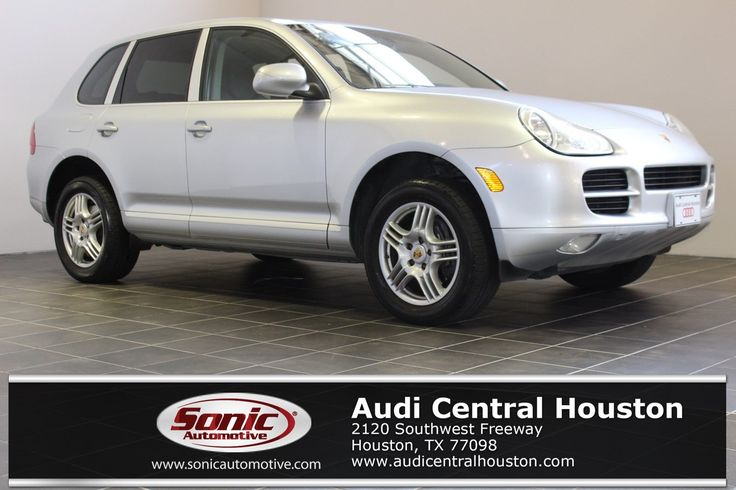 Used 2006 Porsche Cayenne Base SUV for sale in North Houston