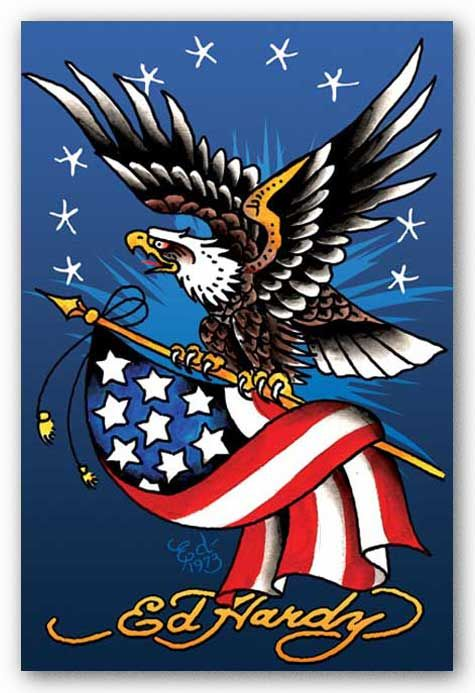 Ed Hardy - American Eagle