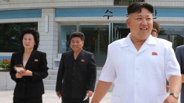 Noord-Korea schuift zus Kim Jong-un naar voren | NOS