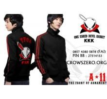 "Jaket Crows – One Eared Devil Rabbit ""KKK"""