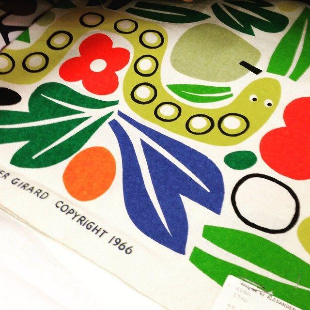 #Girard #archival #textiles