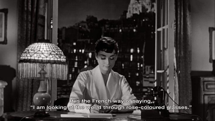 """bonvivantx: """" Audrey Hepburn as 'Sabrina' (1954) """""""