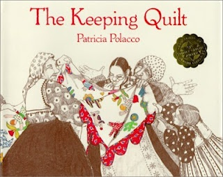 Writers workshop lessons using Patricia Polacco books