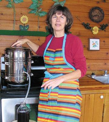 Summer Kitchen Part 37